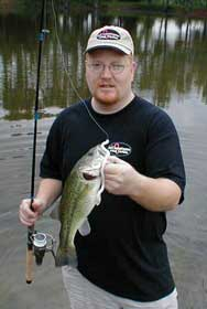 Shawn Clark, Owner of Slinker Fishing Lures